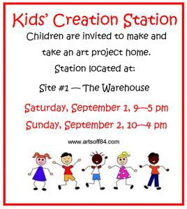 Kids' Creation Station 2018